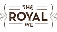 The Royal We Design Logo